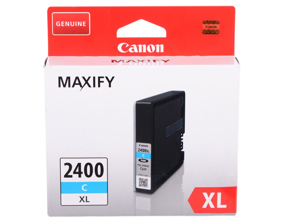 Картридж Canon PGI-2400XL C картридж canon pgi 29 pbk 4869b001