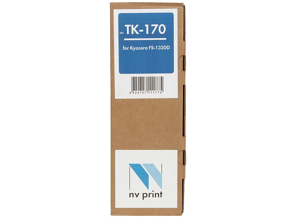 Картридж NV-Print совместимый Kyocera TK-170 для FS-1320/1320N/1320DN/1370/1370N/1370DN. Чёрный. 7200 страниц. vivanco tk 1a n