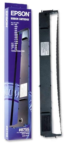 Картридж Epson C13S015020BA черный (black) 3000000 символов для Epson FX/LX/MX-100/105/10xx/11xx greenconnect кабель 1 5m usb 2 0 am microb 5pin белый алюминиевый корпус розовый белый пвх 28 28 awg gcr 50781