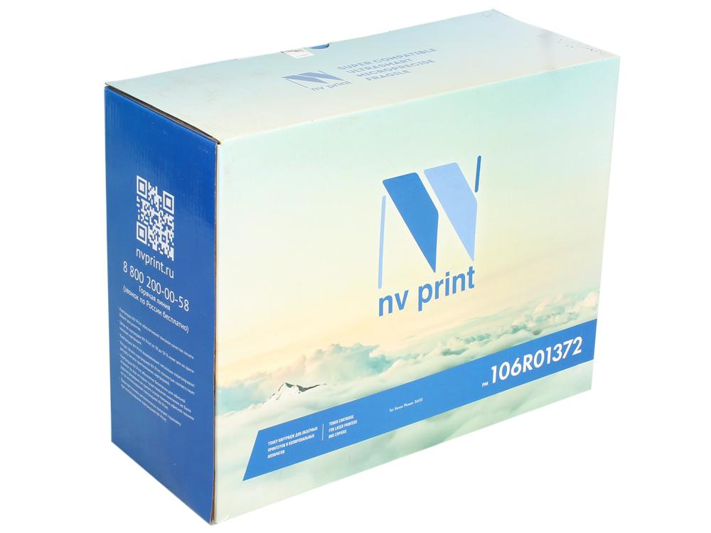 Картридж NV-Print совместимый Xerox 106R01372 для Phaser 3600 (20000k)