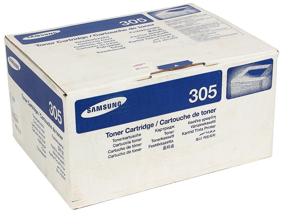 Картридж Samsung MLT-D305L для ML-3750ND. Чёрный. 15000 страниц. картридж colortek black для ml 3750