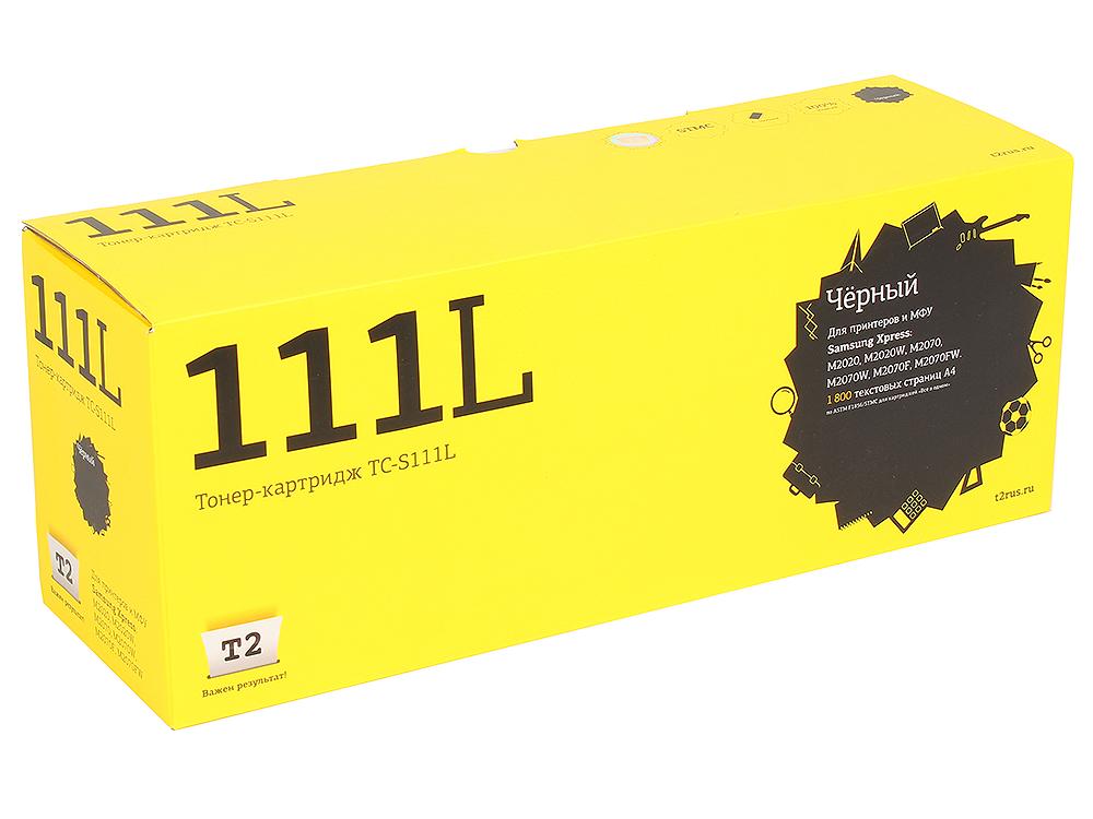 Картридж T2 TC-S111L картридж t2 tc c041h черный