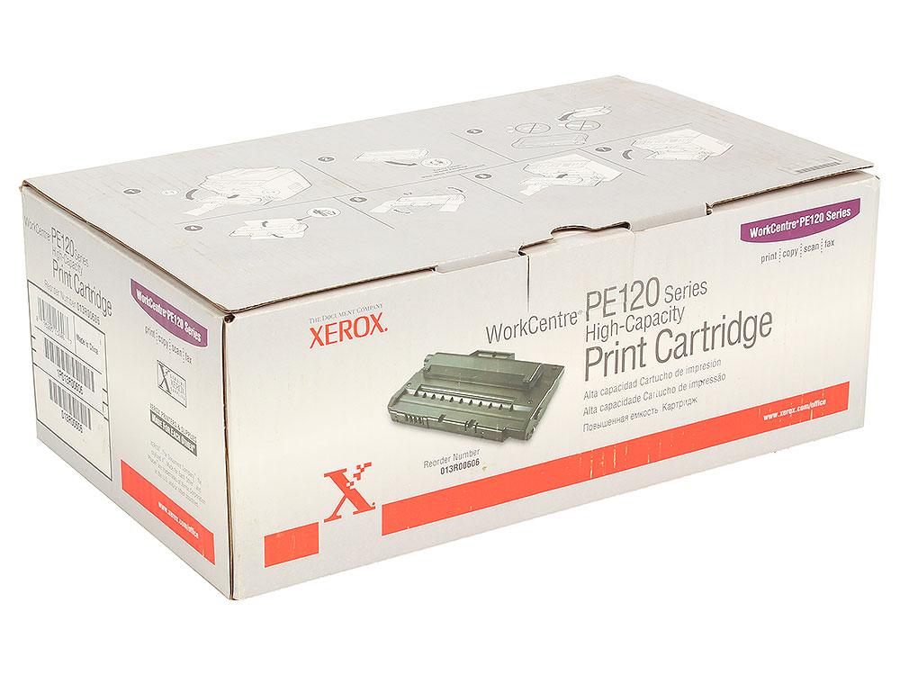 Картридж Xerox 013R00606 для WC PE 120/120i (o) 5K printing multi turn potentiometer 5k potentiometer biaxial
