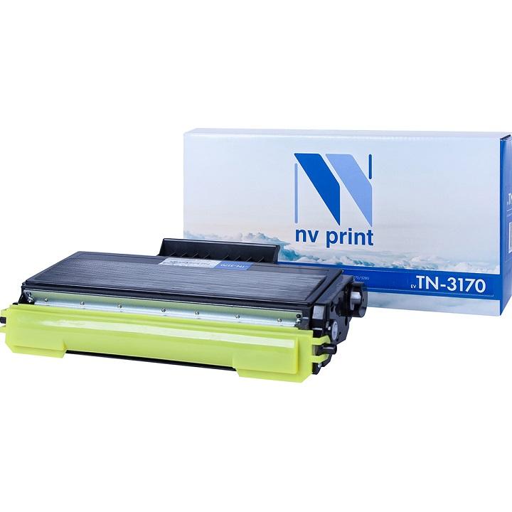 Картридж NV-Print совместимый Brother TN-3170 картридж для принтера nv print tn 2090