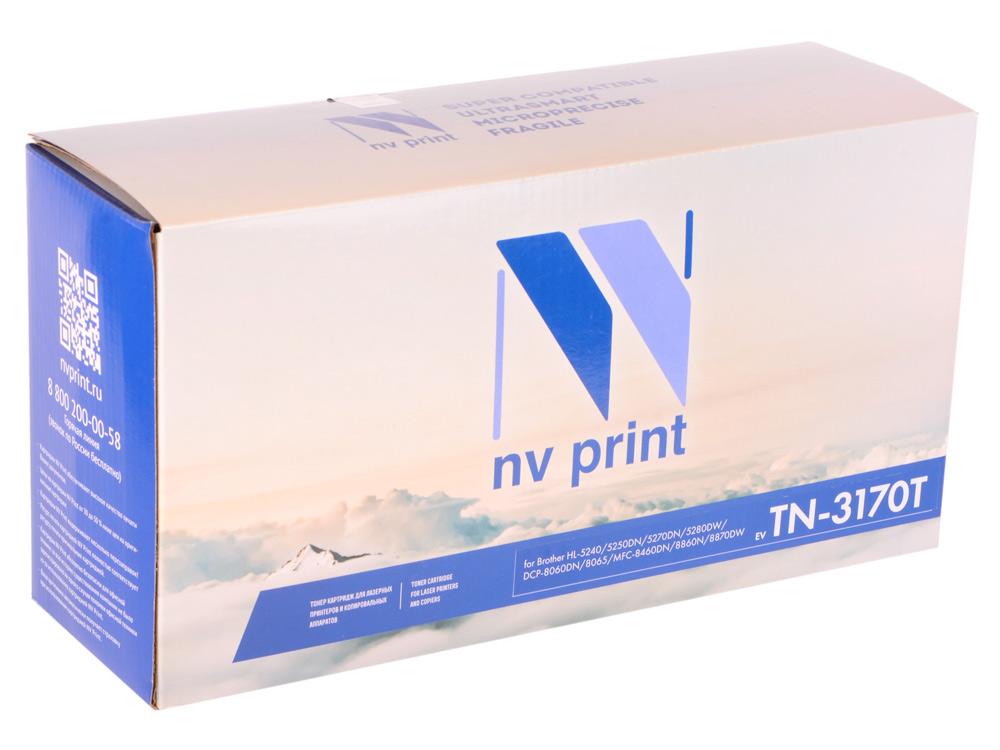 Картридж NV-Print совместимый Brother TN-3170 paper crane print drop waist mini dress