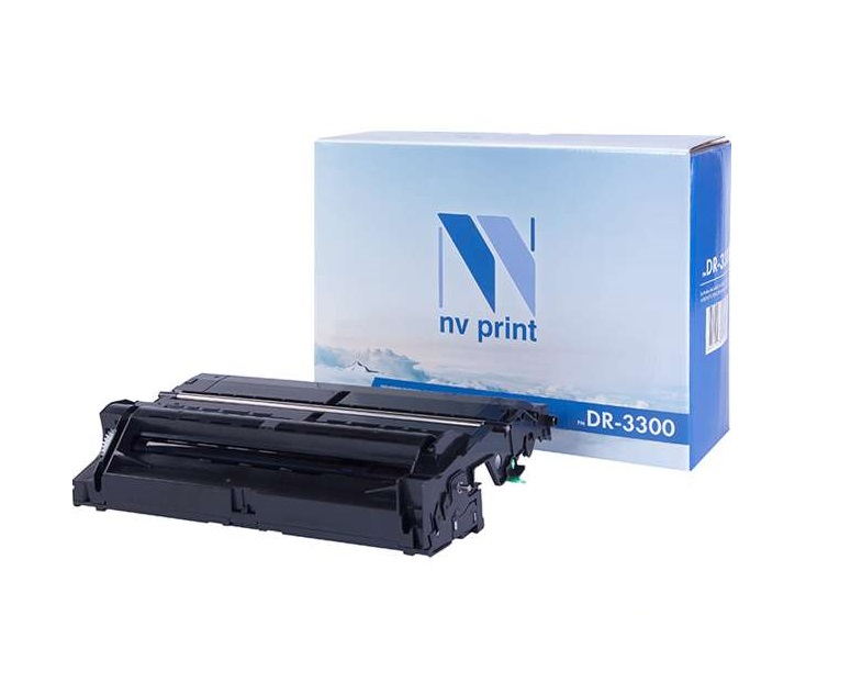 Барабан NV Print для Brother DR-3300 HL5440D/5450DN/5470DW/6180DW/DCP8110/ 8250/MFC8520/8950 refillable color ink jet cartridge for brother printers dcp j125 mfc j265w 100ml