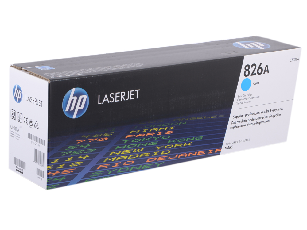 Картридж HP CF311A для HP Color LaserJet m855 m855dn a2w77a m855x+ a2w79a m855xh a2w78a. Голубой. 31500 страниц. paper delivery tray for hp laserjet 1010 1012 1018 1018s 1020 1015 1022 1022n rm1 0659 000cn rm1 0659 rm1 0659 000 rm1 2055