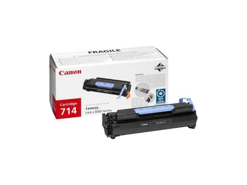Картридж Canon 714 для L3000 3000IP черный 4500стр цена