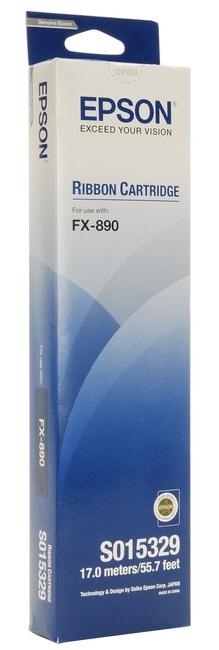 Картридж Epson C13S015329 для Epson FX 890 черный картридж epson матричный fx 890 c13s015329ba