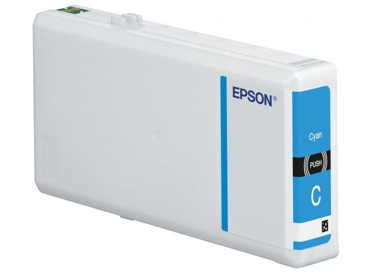 Картридж Epson C13T79124010 голубой (cyan) 800 стр для Epson WorkForce Pro WF-5110DW/5620DWF