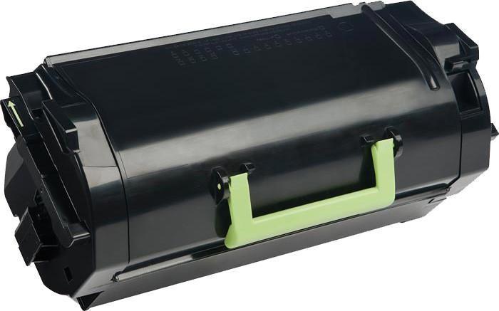 Тонер-картридж Lexmark 52D5H0E для MS810/MS811/MS812 черный 25000стр original fuser pressure roller bushing for lexmark mx810 mx811 mx812 mx711 mx710 ms811 ms810 bushing remove from new machine