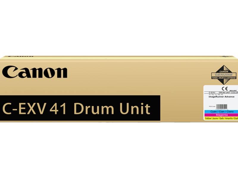 Фотобарабан Canon C-EXV41 для iR ADV C7260i/C7270i/C7280i/C9280 PRO 6370B003 тонер canon c exv 44c для ir adv c9280 pro голубой 6943b002