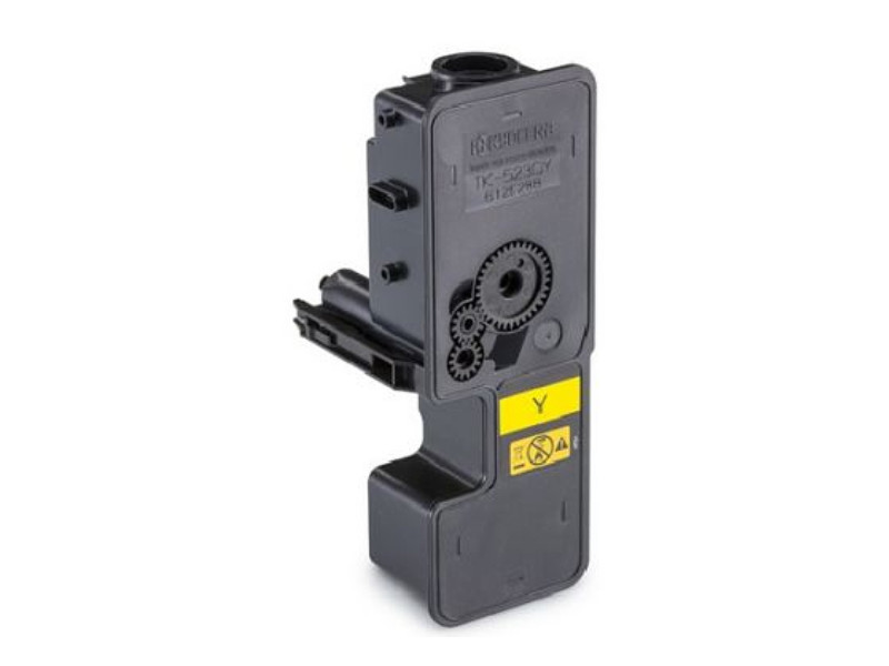 Тонер Kyocera TK-5230Y для Kyocera ECOSYS M5521cdn/cdw, M5526cdn/cdw, P5021cdn/cdw, P5026cdn/cdw. Жёлтый. 2200 страниц. lcl tk580 tk 580 tk 580k tk 580c tk 580m tk 580y 5 pack toner cartridge compatible for kyocera ecosys p 6021 cdn fs c 5150 dn