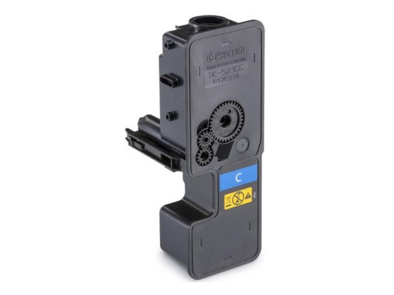 Тонер Kyocera TK-5230C для Kyocera ECOSYS M5521cdn/cdw, M5526cdn/cdw, P5021cdn/cdw, P5026cdn/cdw. Голубой. 2200 страниц. lcl tk580 tk 580 tk 580k tk 580c tk 580m tk 580y 5 pack toner cartridge compatible for kyocera ecosys p 6021 cdn fs c 5150 dn