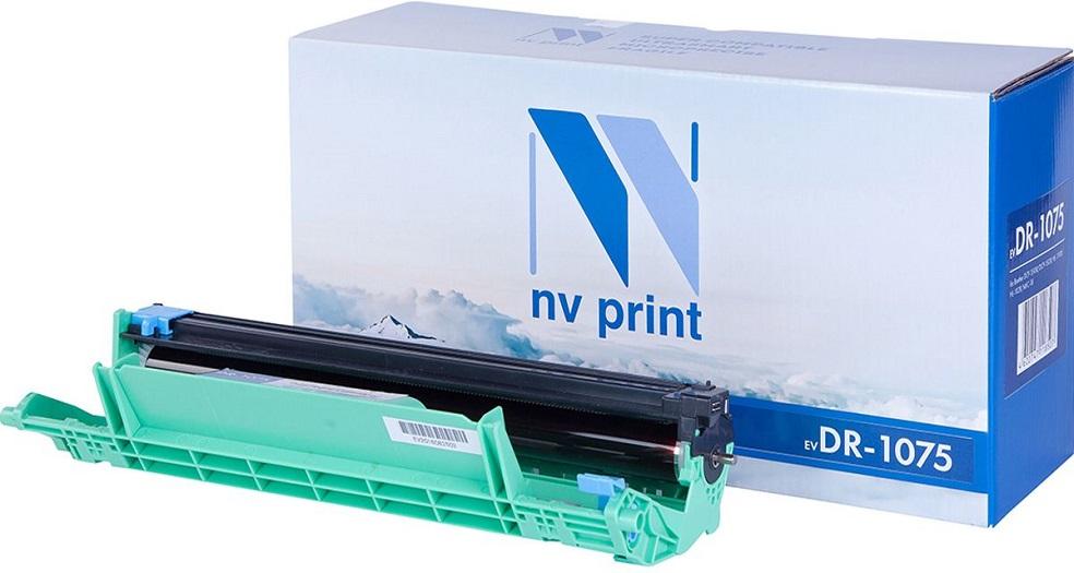 Фотобарабан NV-Print DR-1075 для Brother DCP-1510R 1512 HL-1110R 1112R MFC-1810R 1815R фотобарабан brother dr 1075