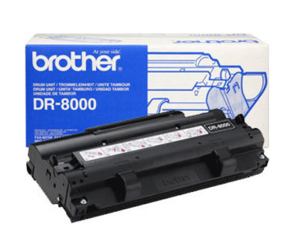 Фотобарабан Brother DR8000 черный (black) 10000 стр для Brother MFC-4800/MFC-9030/MFC-9070/MFC-9160/MFC-9180/FAX-2850/FAX-8070P printer continuous ink supply system refillable ink box for brother mfc j280w mfc j425w 4 color