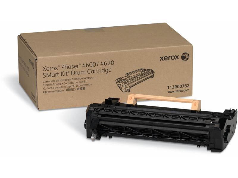 Фотобарабан Xerox 113R00762 черный (black) 80000стр для Xerox Phaser 4600/4620/4622 oem reset toner cartridge chip for xerox phaser 4600 4620 laser printer 13k 106r01533