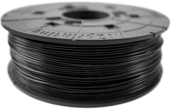 Картридж XYZ ABS черный 1.75 мм/600гр RF10XXEU02D abs картридж xyz синий 1 75 мм 600гр 4715872745404