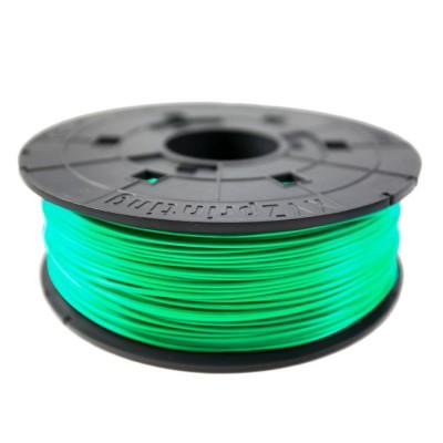 Картридж XYZ ABS зеленый 1.75 мм/600гр RF10BXEU06D abs картридж xyz синий 1 75 мм 600гр 4715872745404