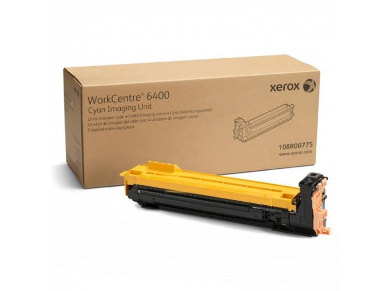 цены на Фотобарабан Xerox 108R00775 голубой (cyan) 30000стр для Xerox WC 6400