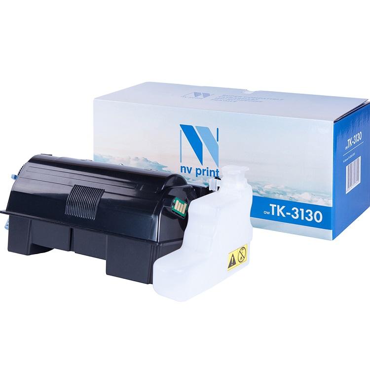 Картридж NV-Print совместимый Kyocera TK-3130 для FS-4200DN/4300DN/ECOSYS M3550idn/M3560idn (25000k) kyocera tk 3130 для fs 4200dn fs 4300dn черный 25000 страниц 1t02lz0nl0