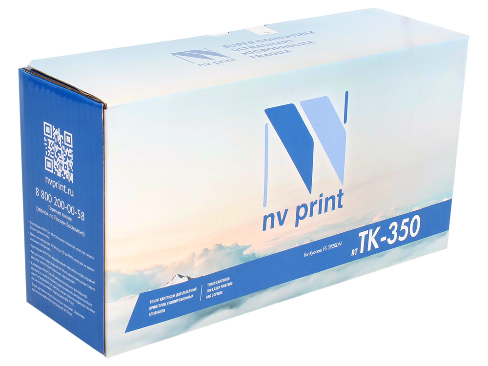 Картридж NV-Print совместимый Kyocera TK-350 для FS 3920DN (15000k) картридж nv print совместимый kyocera tk 1130 для fs 1030 1130mfp чёрный 3000 страниц