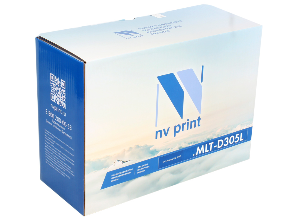 Картридж NV-Print совместимый Samsung MLT-D305L для ML-3750 (15000k) крем vichy aqualia thermal day spa объем 75 мл
