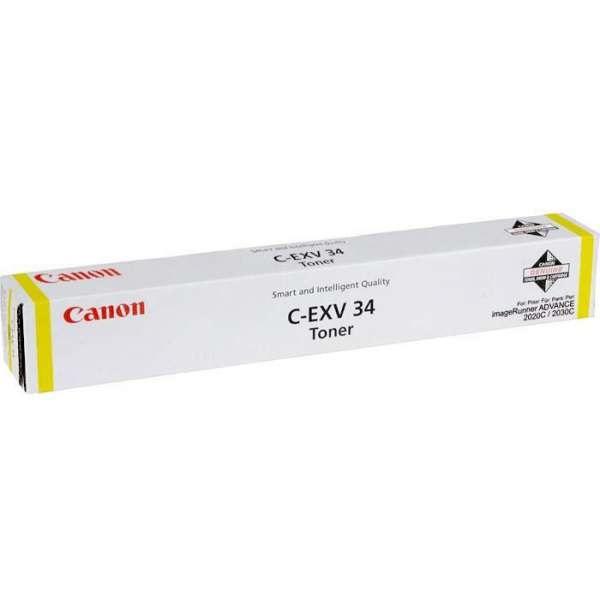 Тонер-картридж Canon C-EXV 44Y для iR ADV C9280 PRO желтый 6947B002 тонер canon c exv 44c для ir adv c9280 pro голубой 6943b002