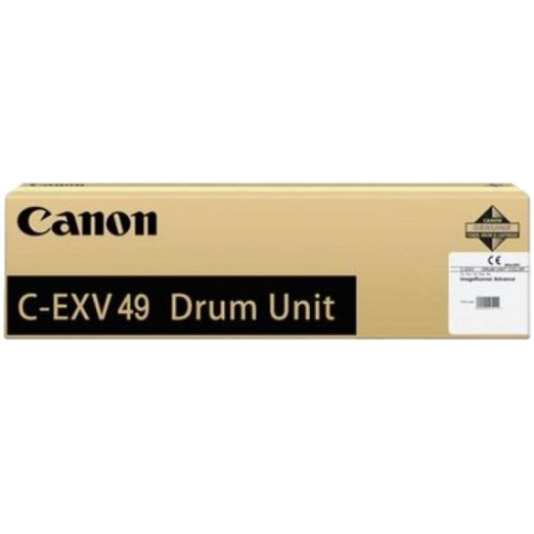 Фотобарабан Canon C-EXV 49 цветной (color) 65700 стр для Canon imageRUNNER ADVANCE C3320/C3320i/C3325i/C3330i цены онлайн