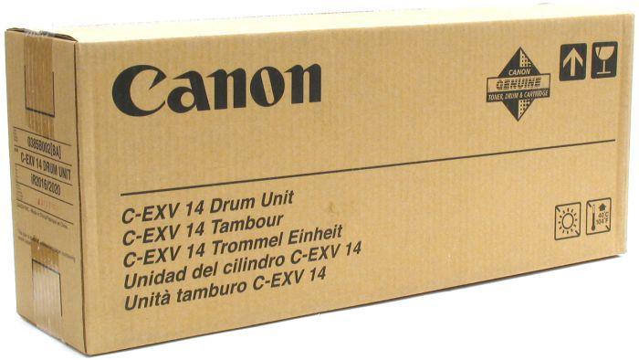 Фотобарабан Canon C-EXV14 черный (black) 80000 стр для Canon iR2016/2020