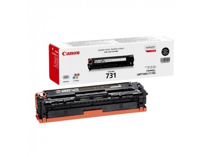 Тонер-Картридж Canon 731HBK 6273B002 для LBP-7780 черный 12000стр цена 2017