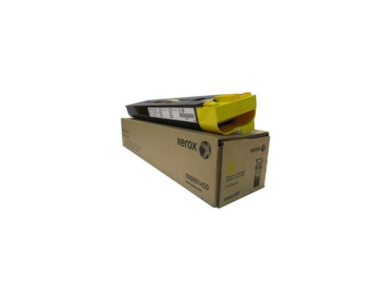 Тонер-Картридж Xerox 006R01450 для DC 240/250/242/252 WC7655/7665 желтый 34000стр тонер картридж xerox 006r01451 для dc 240 250 242 252 wc7655 7665 пурпурный 34000стр