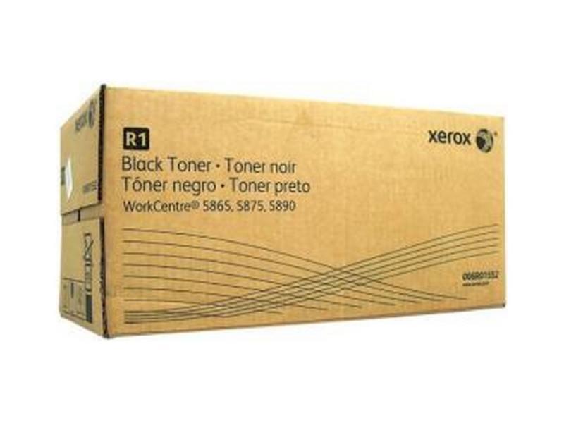 Тонер-Картридж Xerox 006R01552 для WC 5865/5875/5890 черный 110000стр картридж xerox 106r01531 для xerox wc 3550 черный