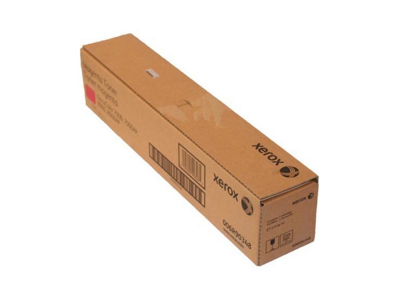 Тонер-Картридж Xerox 006R90348 для DC8000 пурпурный картридж xerox тонер картридж для phaseк 3500 106r01148