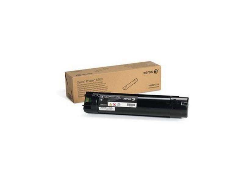 Тонер-Картридж Xerox 106R01514 для Phaser 6700 черный тонер картридж xerox 106r01526 для phaser 6700 черный 18000стр