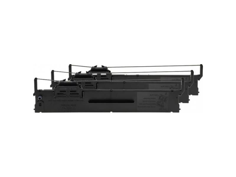 Картридж Epson C13S015339 ленточный для PLQ-20/20M 3шт plq 20