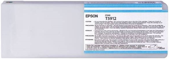 Картридж Epson C13T591200 для Epson Stylus Pro 11880 голубой original cc03main mainboard main board for epson l455 l550 l551 l555 l558 wf 2520 wf 2530 printer formatter