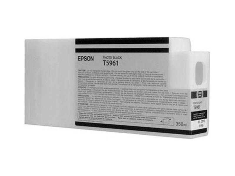 Картридж Epson C13T596100 для Epson Stylus Pro 7900/9900 Photo Black черный картридж epson color stylus photo 790 870 890 c13t00840110