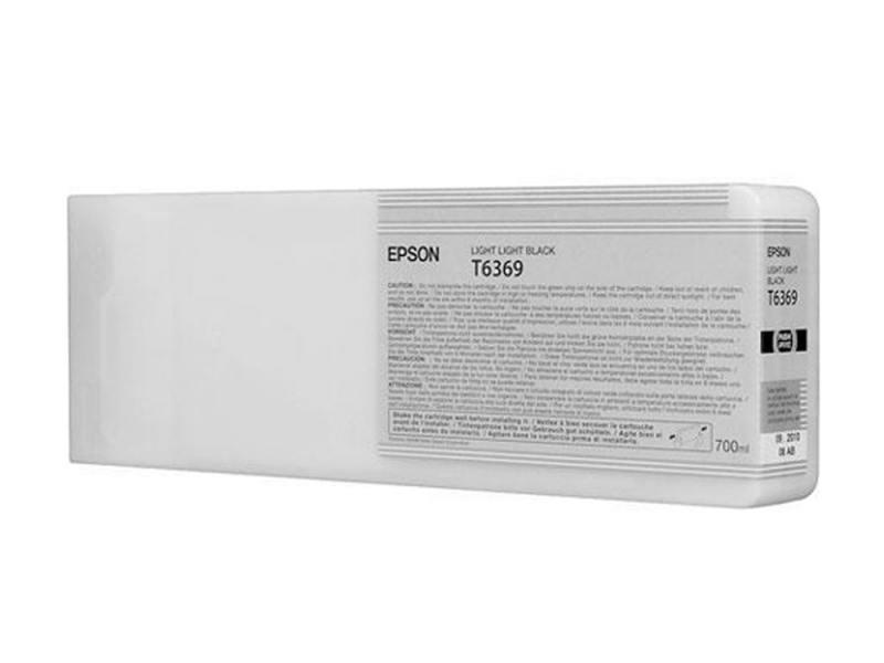 Картридж Epson C13T636900 для Epson Stylus Pro 7900/9900 светло-серый original cc03main mainboard main board for epson l455 l550 l551 l555 l558 wf 2520 wf 2530 printer formatter