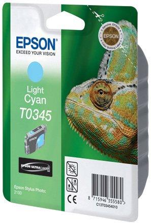Картридж Original Epson [T034540] для Epson Stylus Photo 2100 Light Cyan
