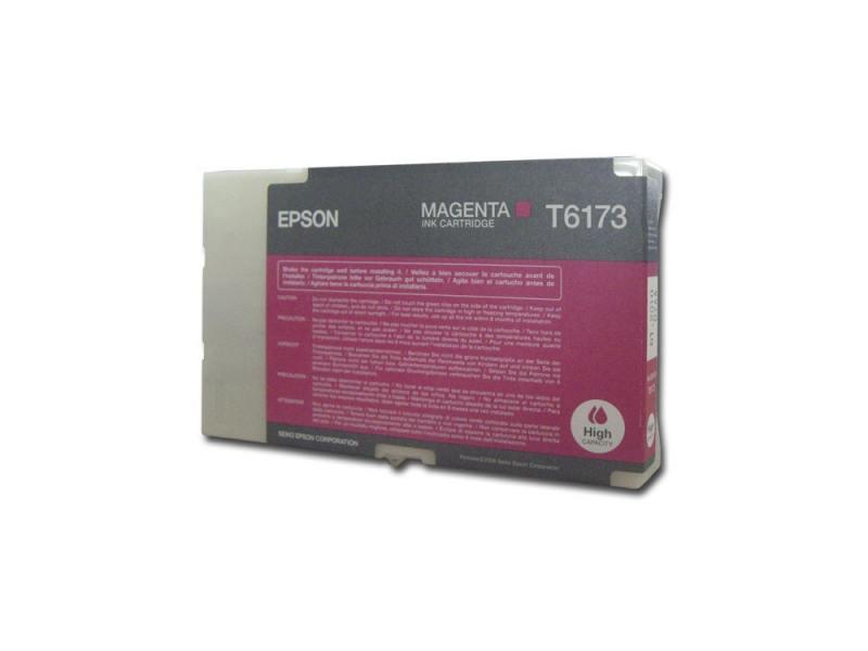 Картридж Epson C13T617300 для B-300/B-500DN/B-510DN пурпурный 7000стр картридж epson t6174 yellow для b500 510dn c13t617400 большая емкость