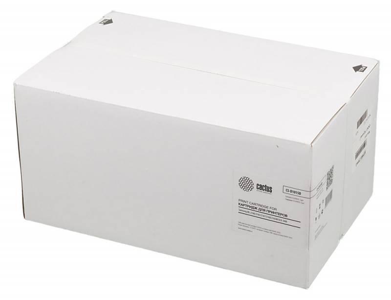 Картридж Cactus CS-D101SD для Samsung ML-2160/2165/2167/2168/2165W/SCX-3400 черный 1500стр for samsung mlt d101 chip 101 laser printer ml 2160 2165 2168 scx 3400 3405 3402 cartridge resetter toner chips
