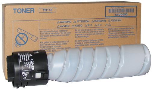 Тонер Konica Minolta TN-116 для bizhab 164/165/185 черный тонер картридж tn 116