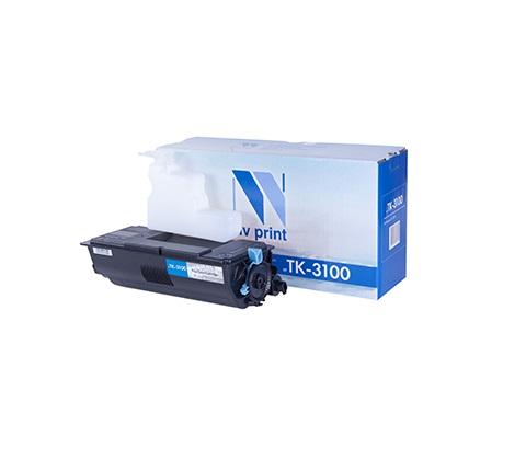 Картридж NV-Print TK-3100 для Kyocera FS-2100D/2100DN 12500стр compatible toner chip for kyocera fs 2100 2100d tk 3100 tk 3101 tk 3102 tk 3103 tk 3104 tk 3104 brand new cartridge chip