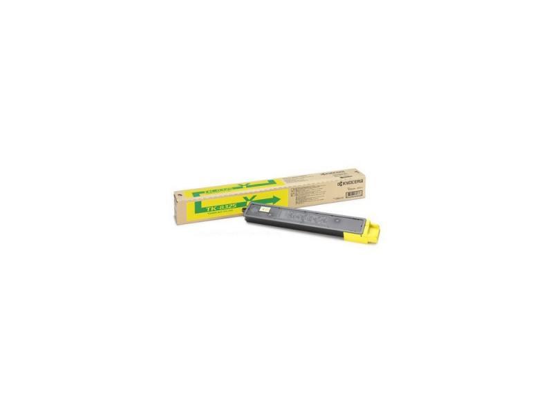 Картридж Kyocera TK-8325Y для TASKalfa 2551ci желтый 12000стр утюг электролюкс 8060