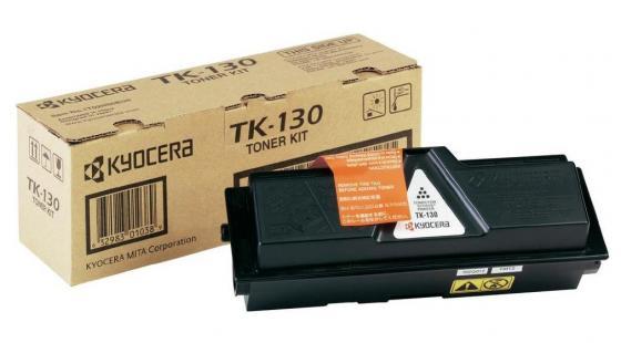 Картридж Kyocera TK-130 для Kyocera FS-1300D/DN 1T02HS0EUO 7200стр new original kyocera 302hs25360 roller press for fs 1300d
