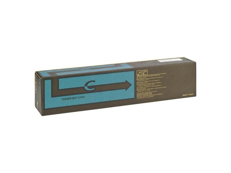 Картридж Kyocera TK-8600C для FS-C8600DN FS-C8650DN голубой 20000стр картридж kyocera tk 70 для fs 9100 9500 черный 20000стр