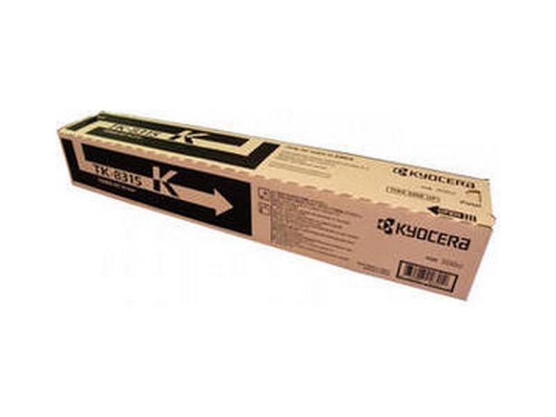Картридж Kyocera TK-8315K для TASKalfa 2550ci черный 6000стр kyocera taskalfa 3011i
