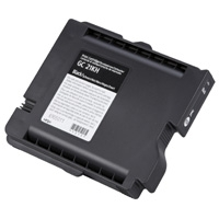 Картридж Ricoh GC 31K 405688 для Aficio GX e2600/GX e3300N/GX e3350N/GX e5550N/GX e7700N черный free shipping replacement projector lamp 03 000808 25p for christie cx 60 rpmx gx cx50 100u gx cx60 100u gx cx67 100u rpmx 100u