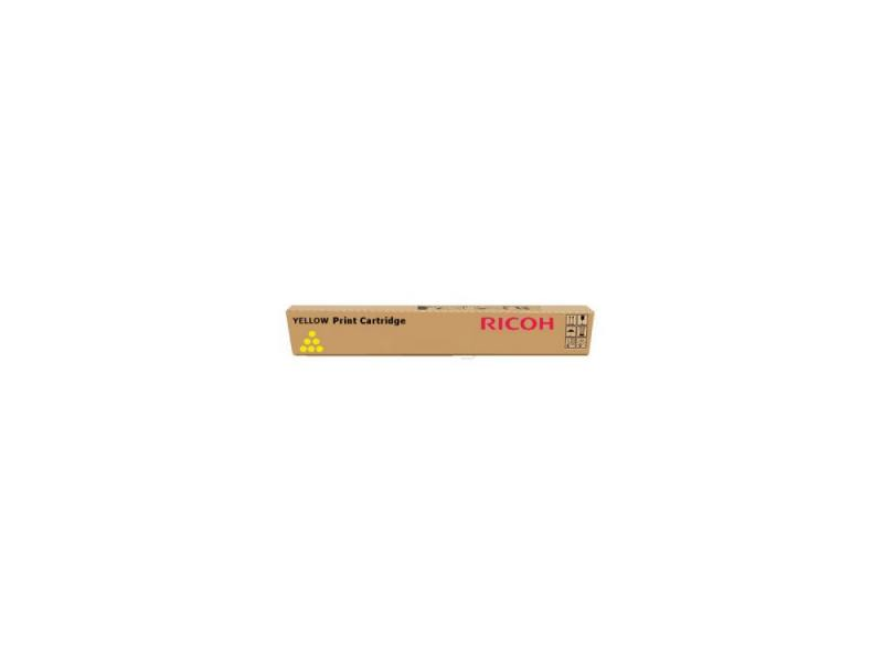 Тонер-картридж Ricoh MP C2503 для Aficio MP C2003SP C2503SP C2003ZSP C2503ZSP желтый 841929 mpc2003 mpc2503 copier toner cartridge compatible ricoh aficio mp c2003 mp c2503 mp k m c y 4pcs set